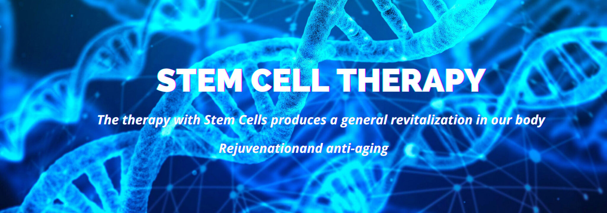 Stem Cell Theraphy